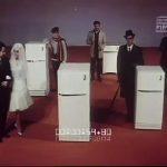 Pubblicità frigoriferi Fiat (4 modelli) 1962-64