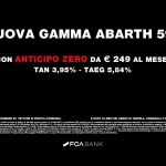 Abarth – Nuova Gamma 595 Fiat