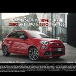 Fiat – Nuova 500X Sport | Impossibile resisterle. 2019