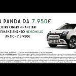 Fiat Panda City Cross – La libertà è la strada più bella da percorrere | Offerte Fiat 2017