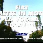 Fiat mette in moto la voglia d'auto (1995)