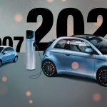 Nuova Fiat 500   L'evoluzione di Fiat – Buon compleanno 500! (2020)
