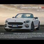 Nuova Fiat 124 Spider S-Design – Spot YouTube | Offerte Fiat Aprile 2018