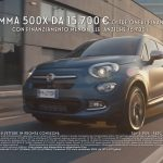 Nuova Fiat 500X Mirror con Apple Carplay | Offerte Fiat 2018