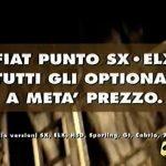 Fiat Punto – Tutti gli optional a metà prezzo (1995)