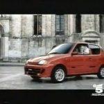 Fiat Seicento – Regina della città (1999)
