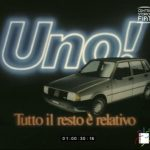 Fiat Uno – tutto il resto è relativo 1983